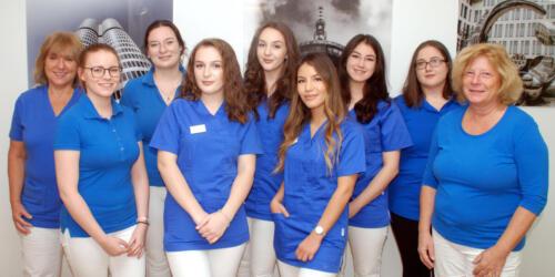 MFA-Team Hausarztpraxis am Baldeplatz & Glockenbach - © Michael Pretis